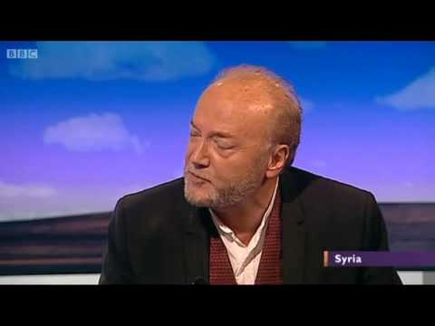 George Galloway kills Daily Politics' Jo Coburn on Syria