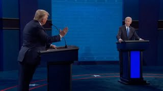 Highlights from the final US presidential debate