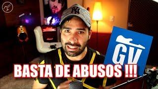Respuesta a GUITARRAVIVA Carlos Asencio BASTA DE ABUSOS !!!