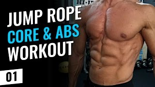 Jump Rope Core u0026 Abs Workout #1