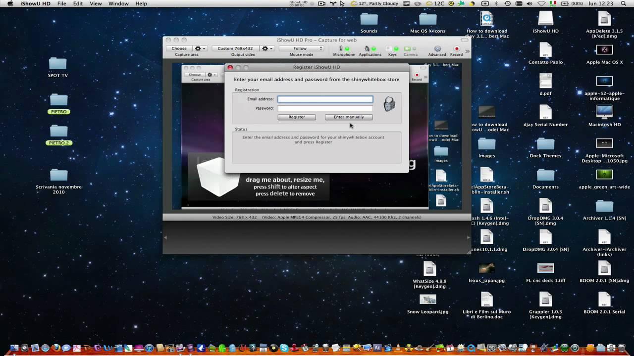 Ishowu audio capture download