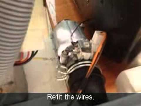 How to change a Heating Element on a Dishwasher  YouTube