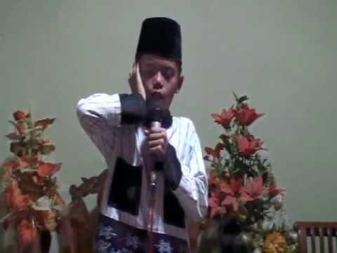 Adzan/Athan - Adnan Tumanggor - 12 Tahun - Medan - Indonesia