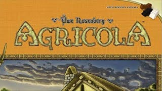 Agricola | Board Game Review
