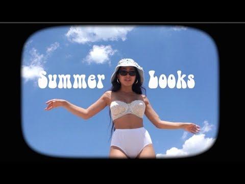 Summer Lookbook 2017 | Retro