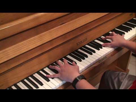 Taio Cruz Ft. Ludacris - Break Your Heart Piano by Ray Mak