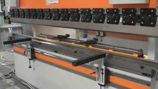 Evolution Hybrid Press Brakes(Ermaksan Evolution Hybrid Press Brakes., 2013-05-14T12:15:27.000Z)