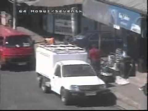 Robbed In Broad Daylight - South Africa !!