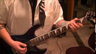 How to play Get It On by Kingdom Come on guitar by Mike Gross