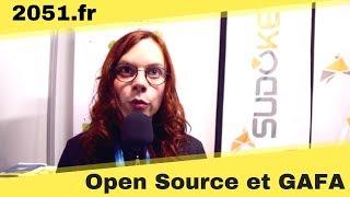 L'open source et les GAFAM