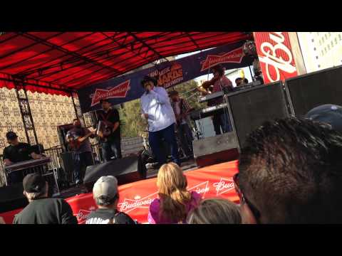 LUMBRE AT TEJANO MUSIC FAN FAIR 2014
