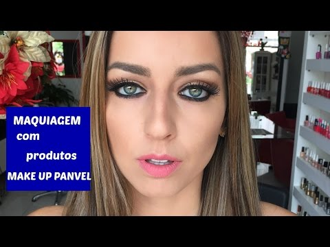 Make Up  Panvel!!! por Mabel Fritz