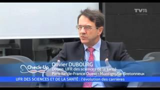 Check Up – L'Ouverture de l'UFR des sciences et de la santé à Montigny