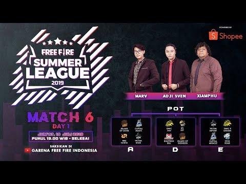 [2019] Summer League | Match 6 | Pot ADE