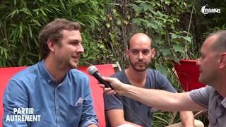 Part 1/4 = 10ème festival Partir Autrement (Paris), par ABM-TV