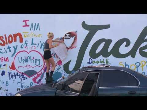 Graffiti Artist: Jackson Mississippi