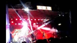 Revenge The Fate Darah Serigala at Kediri Clothing Fest