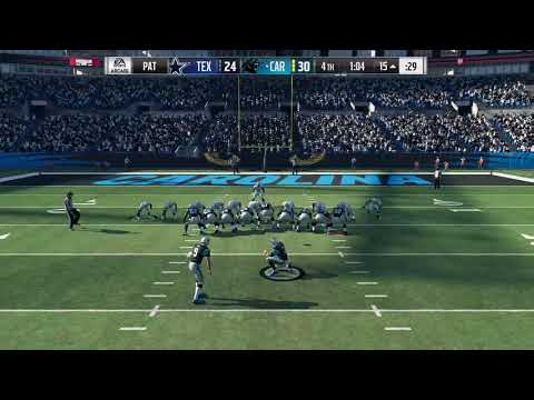 Madden NFL 18 R. Harrison gets a fumble for 2 pts!
