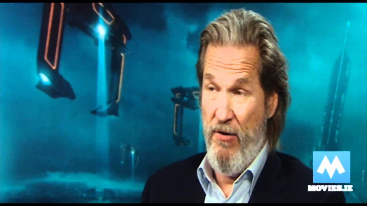 JEFF BRIDGES talks Tron Legacy & Big Lebowski sequel