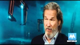 JEFF BRIDGES talks Tron Legacy & Big Lebowski sequel