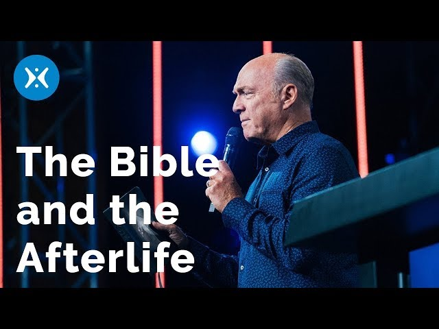 Jesus, the Bible and the Afterlife? (With Greg Laurie)