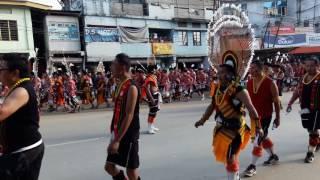 Rare video of Hornbill Festival 2016 - Kohima Nagaland