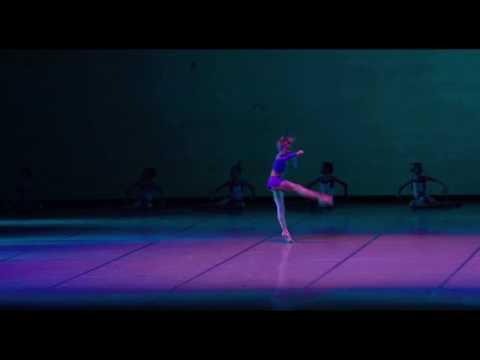 Танец Сокола. Вера Шпаковская