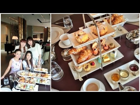 [Ep.2] 女生們的下午茶約會 ♡ Afternoon Tea Gathering | Cafe Gray Deluxe