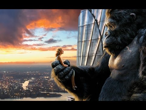 King Kong, 2005, Making Of