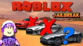 Roblox Mix #118 - Jailbreak, Epic Minigames and more! | COULD BE AN ASTON MARTIN?!