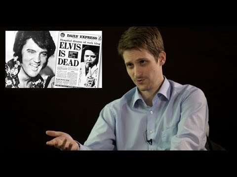"Edward Snowden: ""Elvis Presley was assasinated by the CIA"""