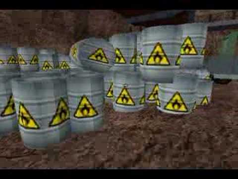 Nuclear Waste Disposal CG (using HL1)