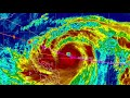 New possible US track of Hurricane Isaac - A look at HOW CAT 4 Florence weakened