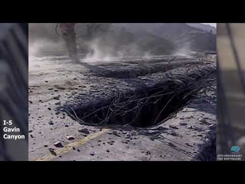 25th Anniversary 1994 Northridge Earthquake