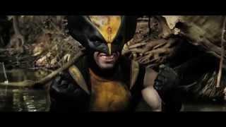 X-MEN: Wolverine ALTERNATE ENDING (Savage Land) Resimi