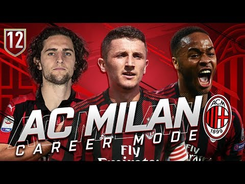FIFA 19 AC MILAN CAREER MODE #12 - CASTILLEJO SWAP DEAL FOR INSANE PLAYER!