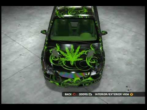 Weed Car In Midnight Club La Youtube