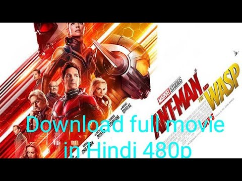 Download How to download Ant man and the wasp full movie in Hindi