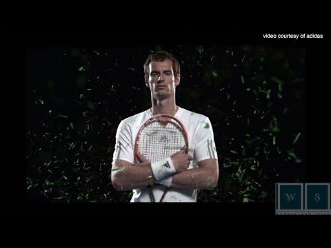 Adidas asks Wimbledon fans to #smashthesilence