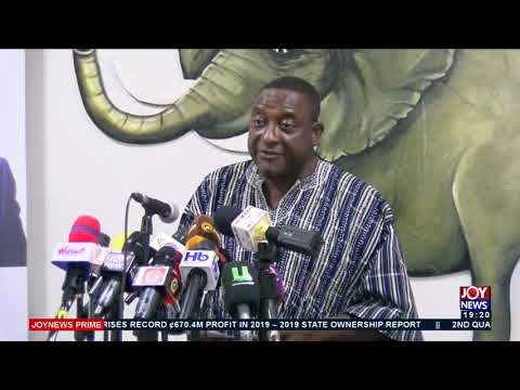 Appointment of MMDCEs: NPP wants party supporters to accept list - Joy News Prime (17-9-21)