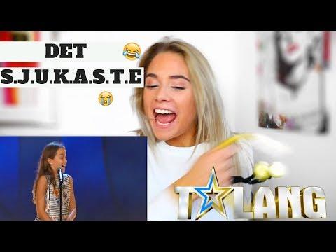 Reagerar på: TALANG PREMIÄR 2019