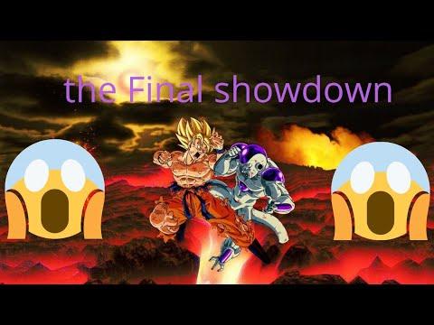 Dragon ball z Goku vs Frieza WWE 2K19 |