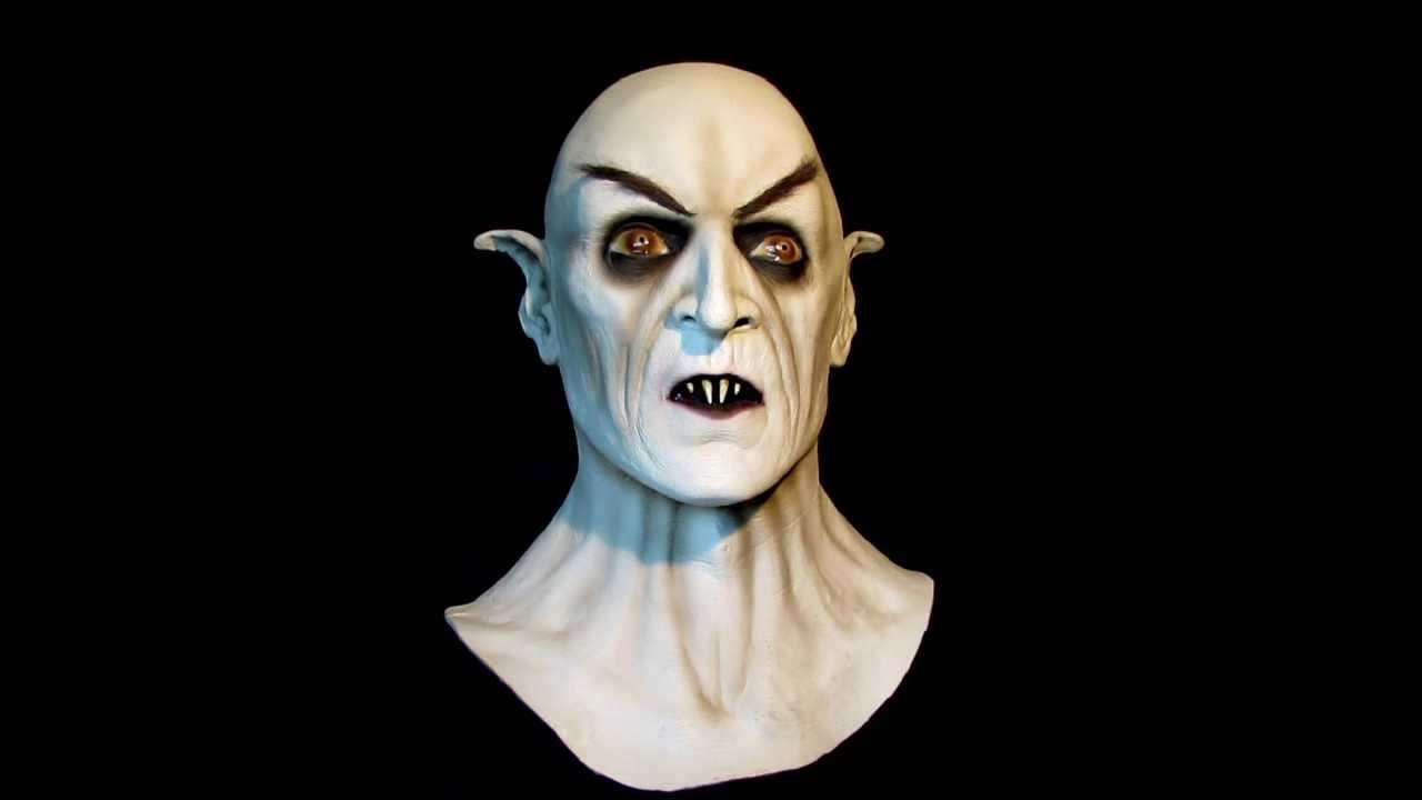 Nosferatu Mask Like Michael Jackson Wore at the Son of Famous Monsters Convention 1995  sc 1 st  YouTube & Nosferatu Mask Like Michael Jackson Wore at the Son of Famous ...