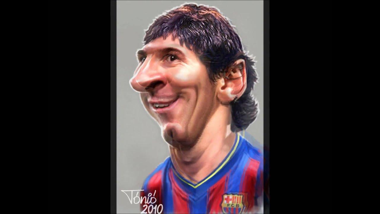 Tonio K Lionel Messi FC ...