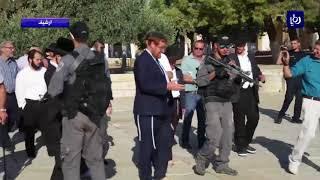 الأردن يقدم احتجاجاً رسمياً ضد انتهاكات الاحتلال - (25-8-2018)