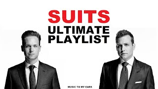 Suits Ultimate Playlist - Best 27 Songs