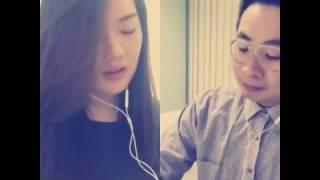 parody hao xin fen shou by lisyawu ft rudylim