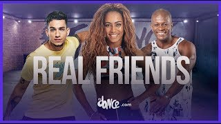Baixar Real Friends - Camila Cabello ft. Swae Lee | FitDance Life (Choreography) Dance Video