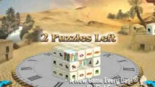 mahjongg-dimensions-deluxe-tiles-in-time.flv