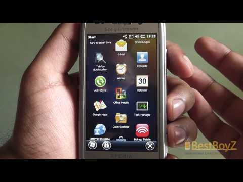 (HD) Review: Sony Ericsson Xperia X2 | BestBoyZ